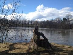 La naturaleza en Suecia es increíble en primavera