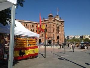 Ambiente taurino en la plaza de Las Ventas durante la festividad de San Isidro
