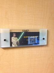 Un guiño a nuestro amigo Scott, el Jedi Knight (no es coña, lo es)
